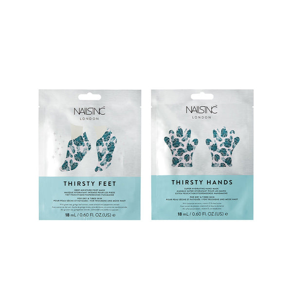 INC.redible Hand & Foot Mask Duo