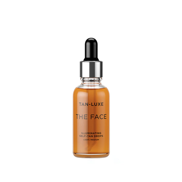 Tan Luxe The Face Light/Medium 30ml