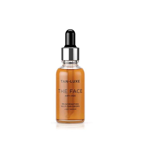 Tan Luxe The Face Light/Medium Anti Age 30ml