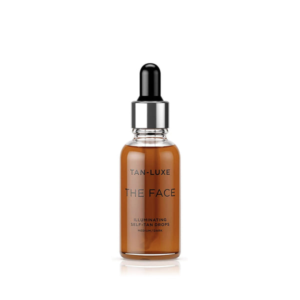 Tan Luxe The Face Medium/Dark 30ml