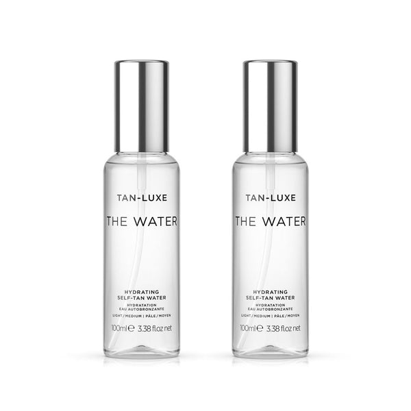 Tan-Luxe The Water Light/Medium (Duo Pack) 2x100ml