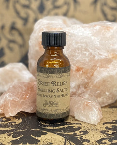Smelling Salts Grief Relief