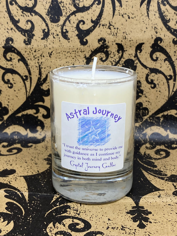Crystal Journey Candle - Astral Journey