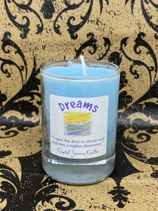 Crystal Journey Candle - Dreams