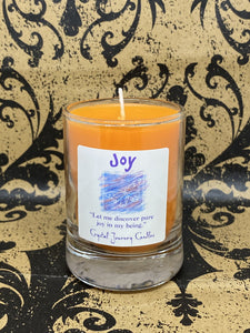 Crystal Journey Candle - Joy