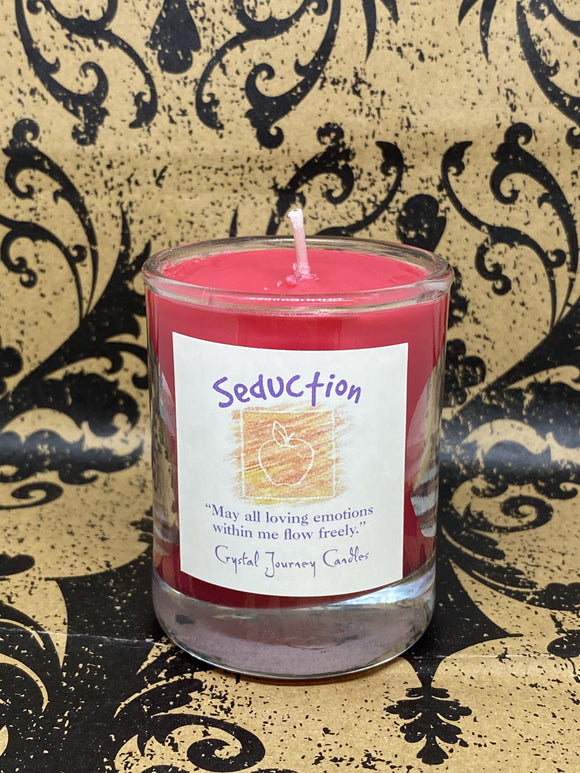 Crystal Journey Candle - Seduction