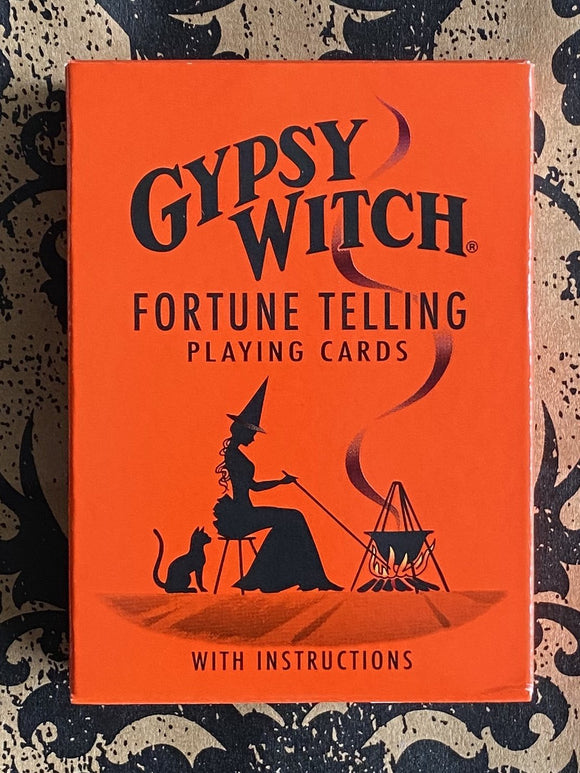 Gypsy Witch Fortune Telling Deck