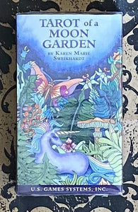Tarot of a Moon Garden Deck