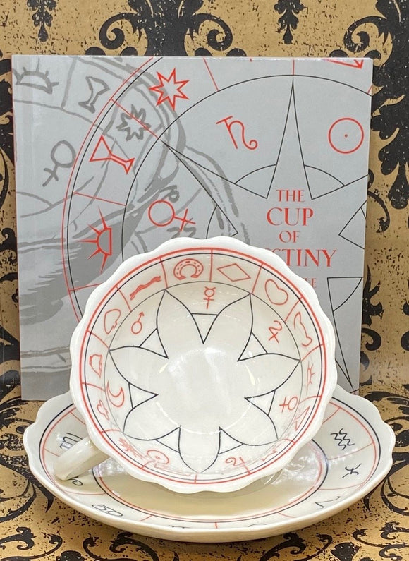 Fortune Telling Teacup Cup of Destiny