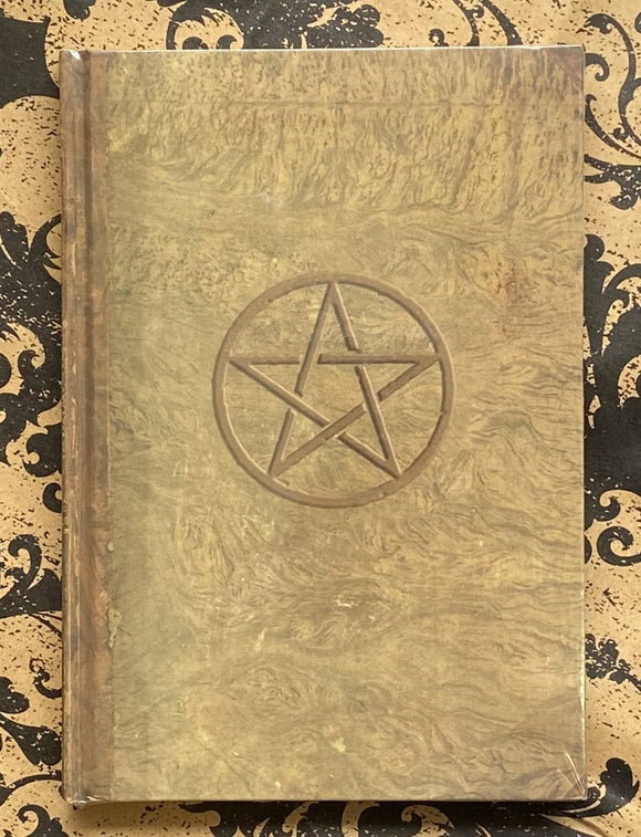 Journal with Pentacle