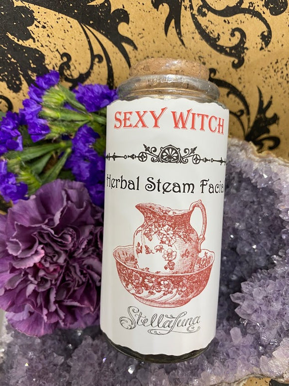 Sexy Witch Herbal Facial Steam