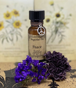 Peace Magickal Oil