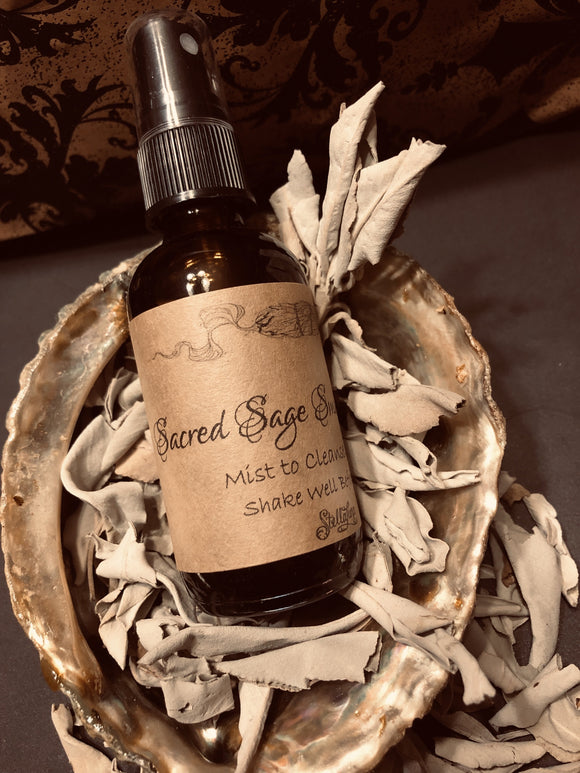 Sacred Sage Smudge Spray