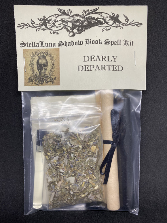 Dearly Departed Spell Kit