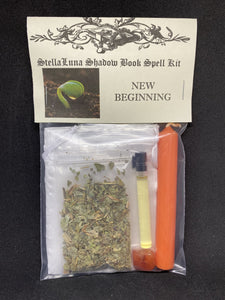 New Beginning Spell Kit