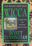 Wicca A Guide for the Solitary Practitioner Book