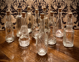 Spell Bottle Assorted with Cork