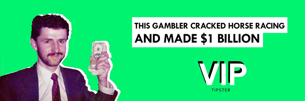 The Gambler Who Cracked the Horse-Racing Code and made $1 BILLION !!! I VIP TIPSTER