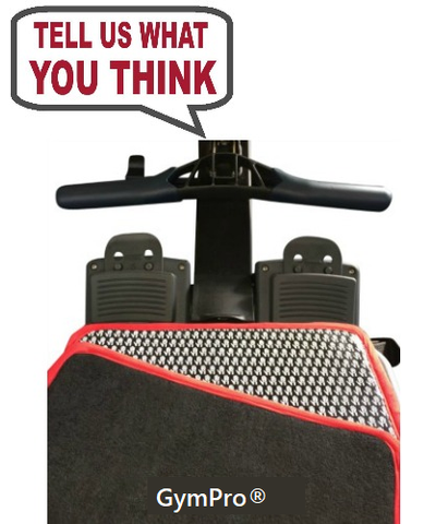 GymPro portable and hygienic seat pad for the gym
