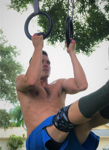 HandBand Pro® Alpha Minimalist Gloves are great for pull ups and muscle ups!