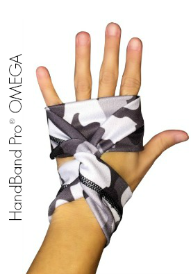 HandBand Pro OMEGA - Best Gloves for Crossfit Women