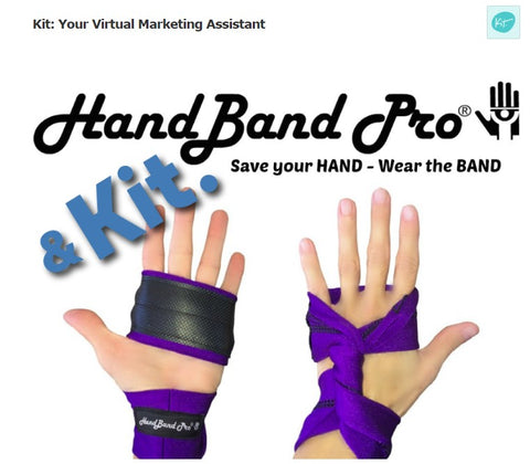 This week our Kit Spotlight shines on Danielle Pettifor, creator of HandBand Pro.