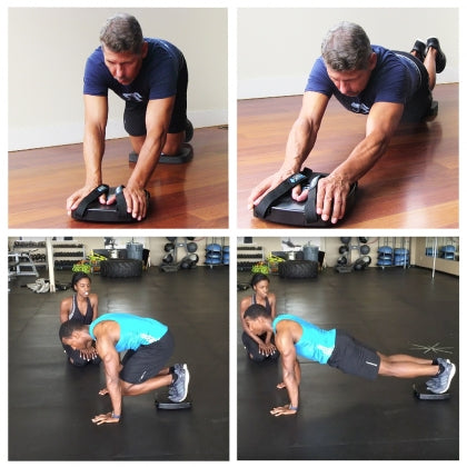 SmithShaper for  upper body and core exercises