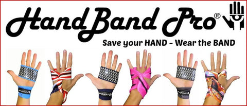 HandBand Pro® | Best Gloves for Crossfit