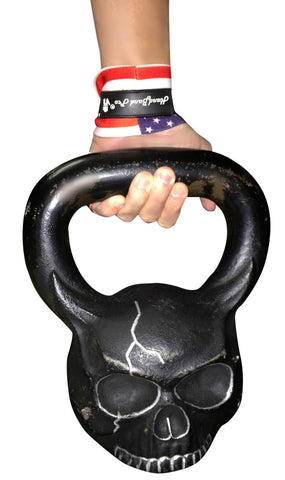 HandBand Pro® - the first and only gloves for Crossfit to PREVENT blisters and rips with total hand freedom