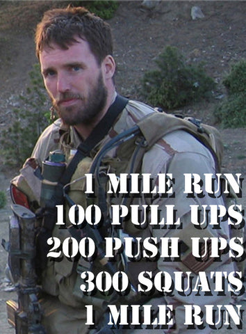The Murph Challenge and HandBand Pro