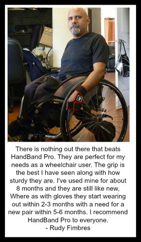 gloves for wheelchairs