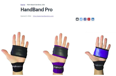 How to start a workout gloves business with HandBand Pro® and Shopify