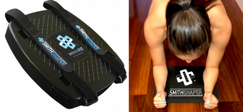 smithshaper pro is a rolling isometric exerciser to develop full body - available at HandBand Pro®