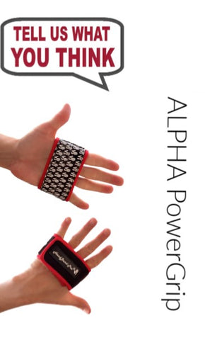 Write a review for HandBand Pro® ALPHA PowerGrip