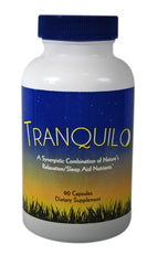 Tranquilo | Doctor formulated sleep and relaxation supplement