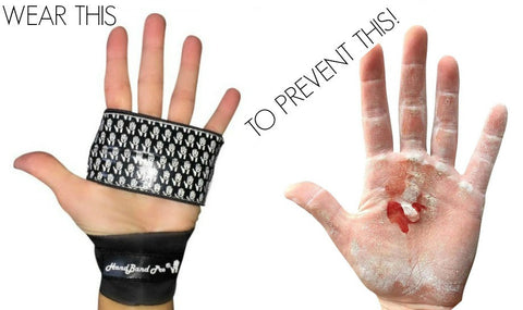 HOW TO PREVENT RIPPED HANDS