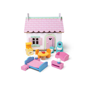 Lily's Doll Cottage,  - Le Toy Van