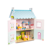 Load image into Gallery viewer, Bluebird Dolls House & Furniture,  - Le Toy Van