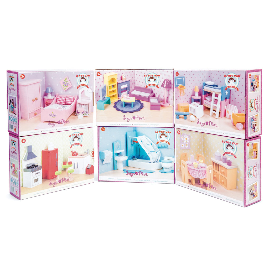 SugarPlum Bathroom,  - Le Toy Van