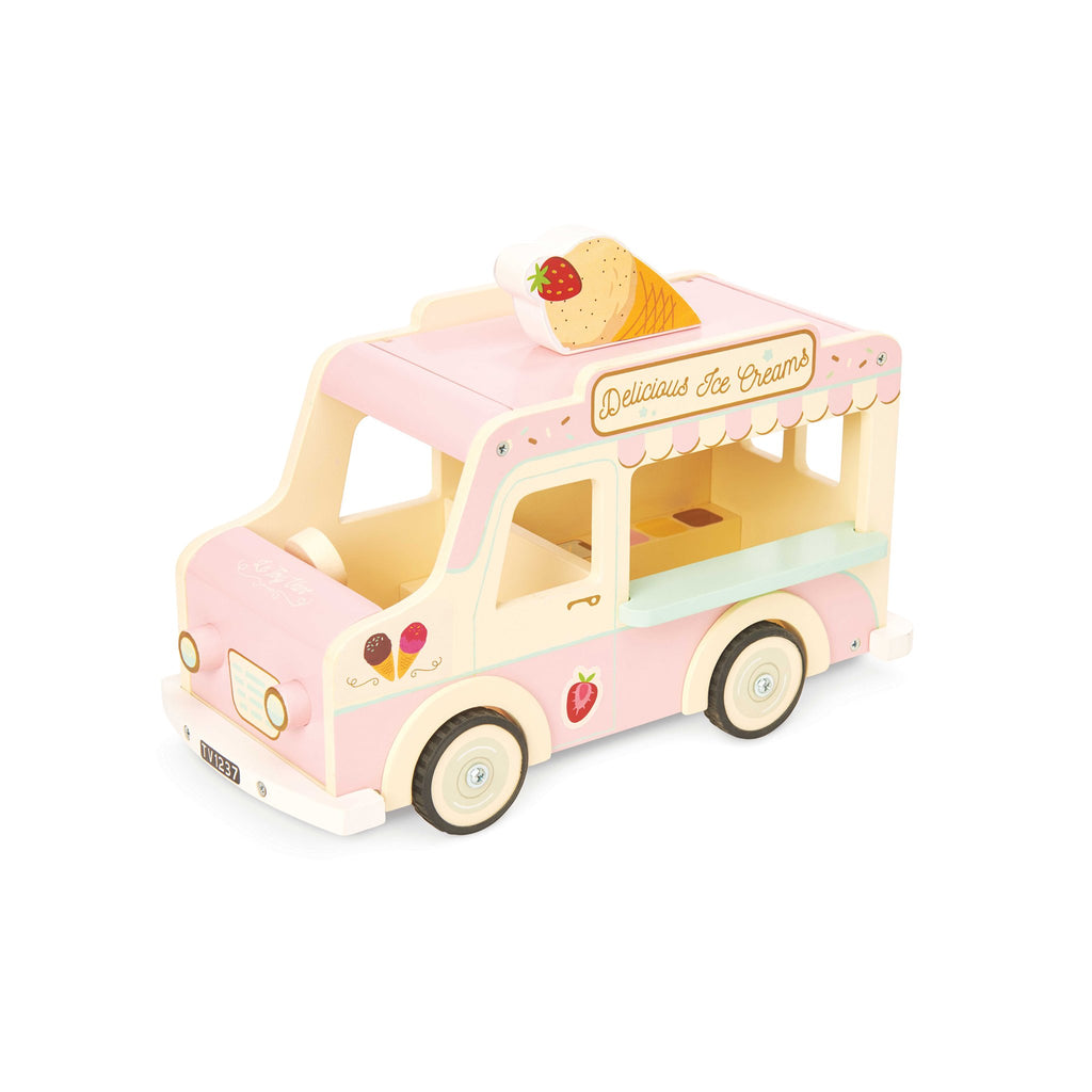 Dolly Ice Cream Van, Toy - Le Toy Van