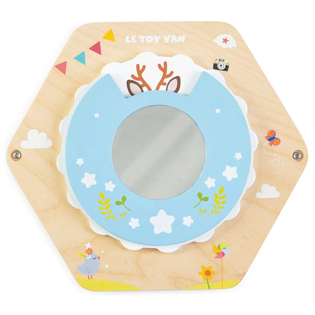Mirror Activity Tile, Toy - Le Toy Van