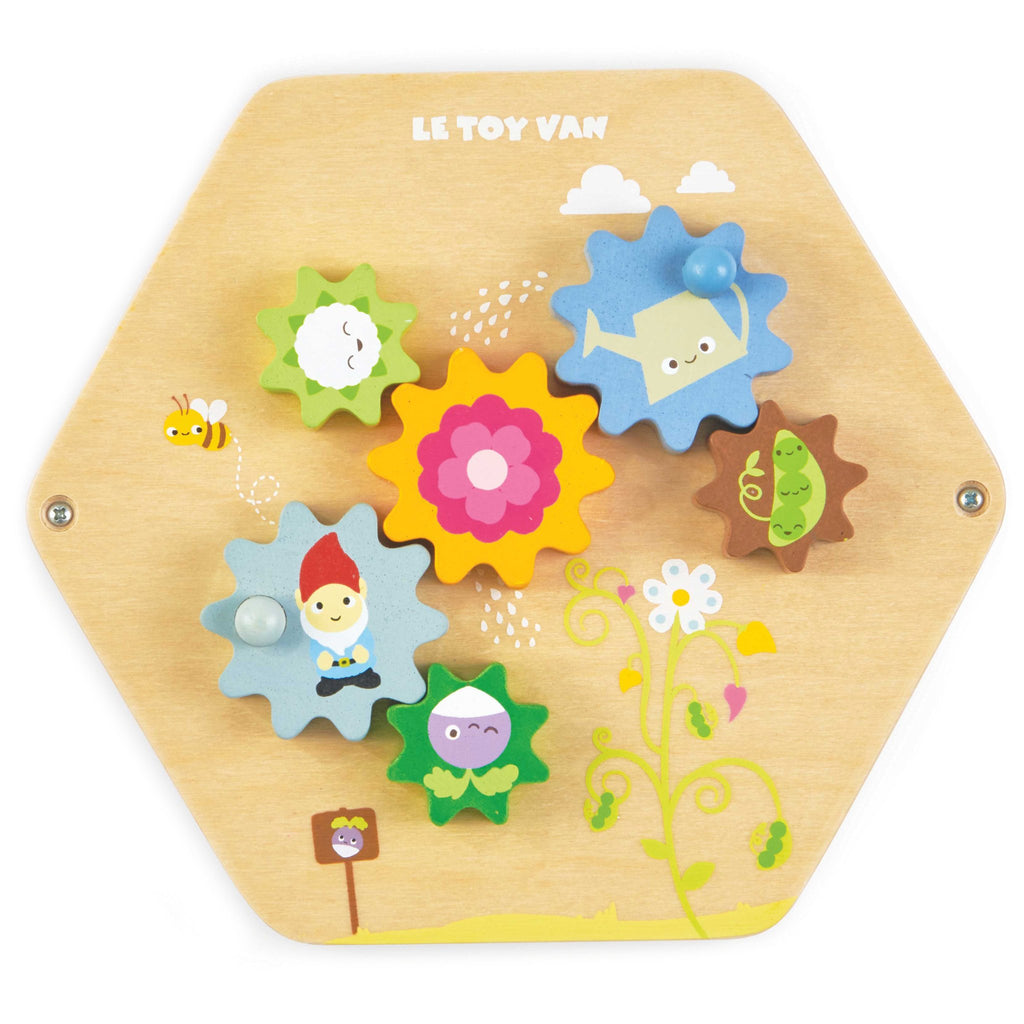 Gears Activity Tile, Toy - Le Toy Van