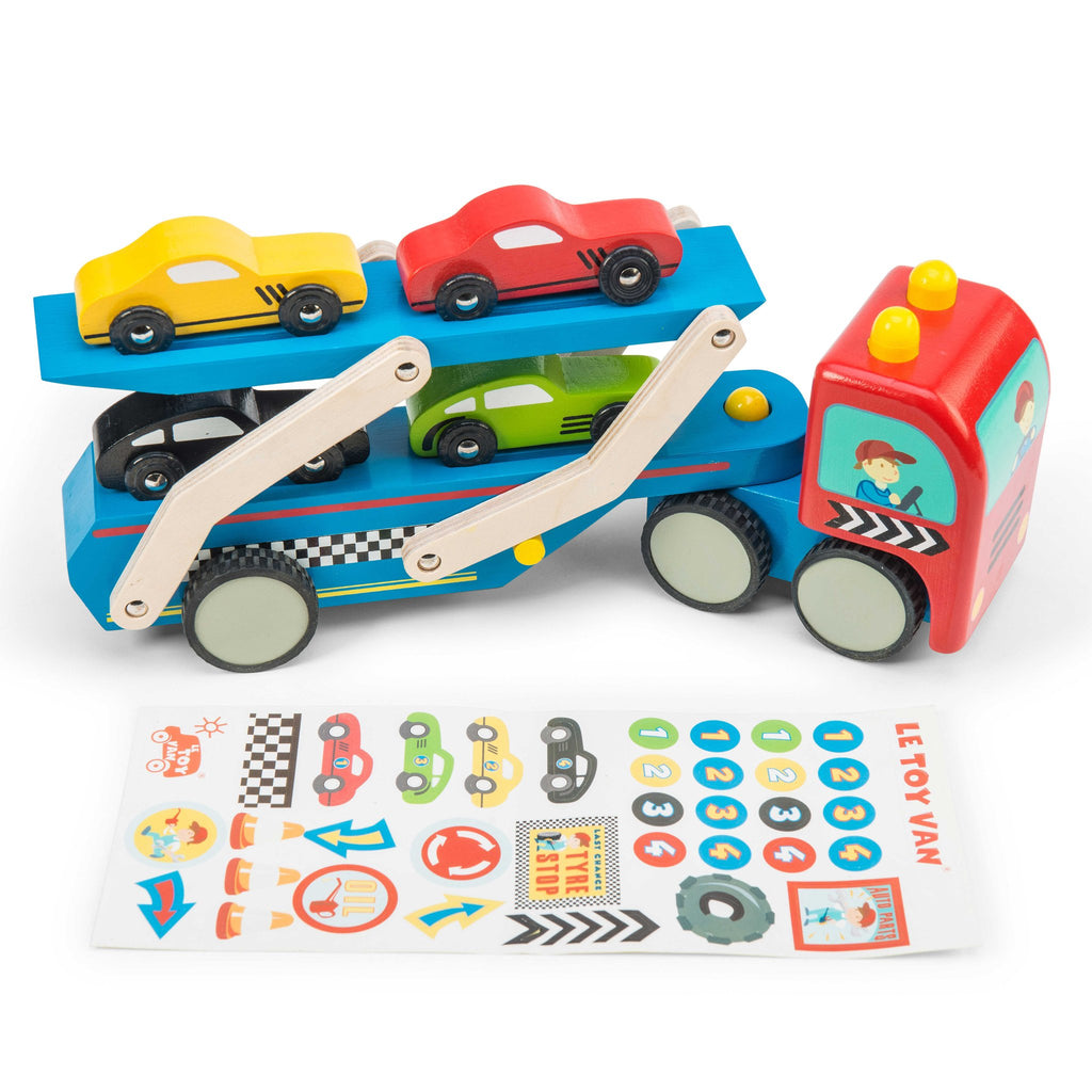 Race Car Transporter,  - Le Toy Van