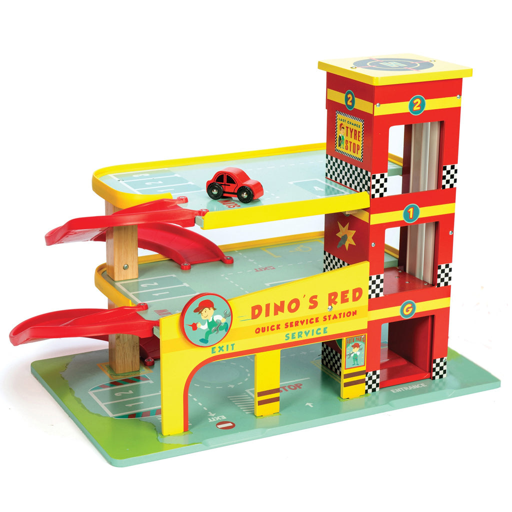 Dino's Garage,  - Le Toy Van