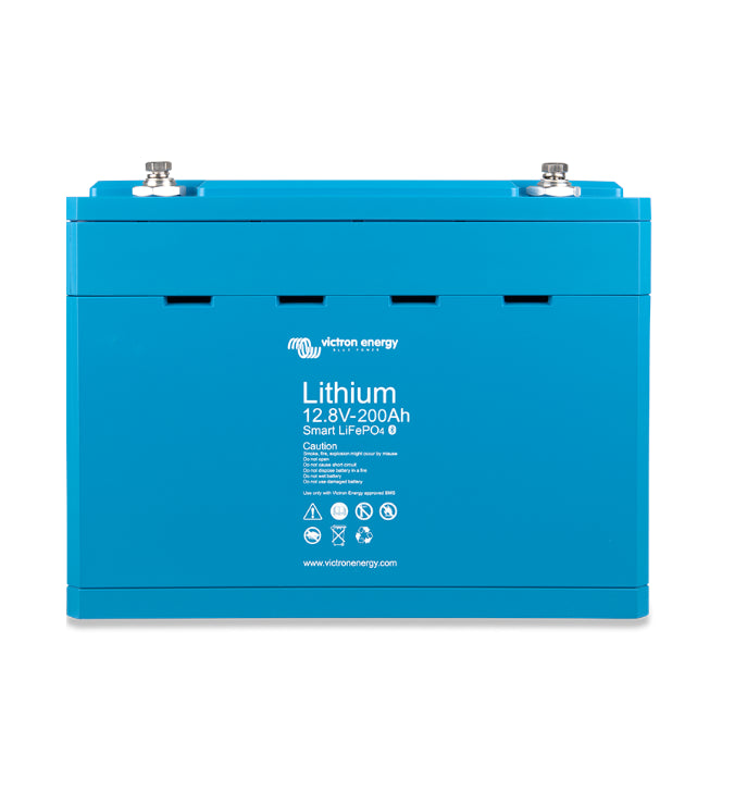 Batterie au lithium LiFePO4 Smart