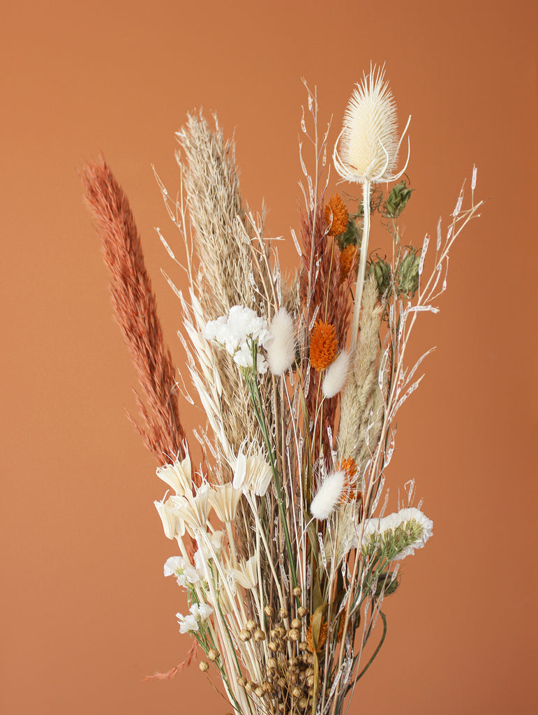 Droogboeket Earth fire Flowers to stay - FTS Atelier 6