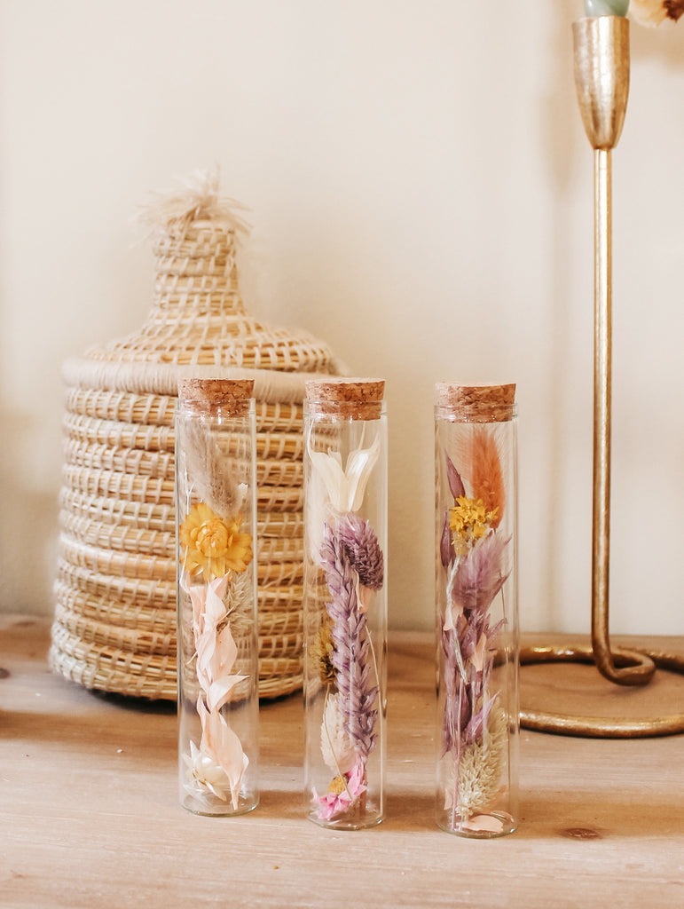 Spring in a jar set - XS