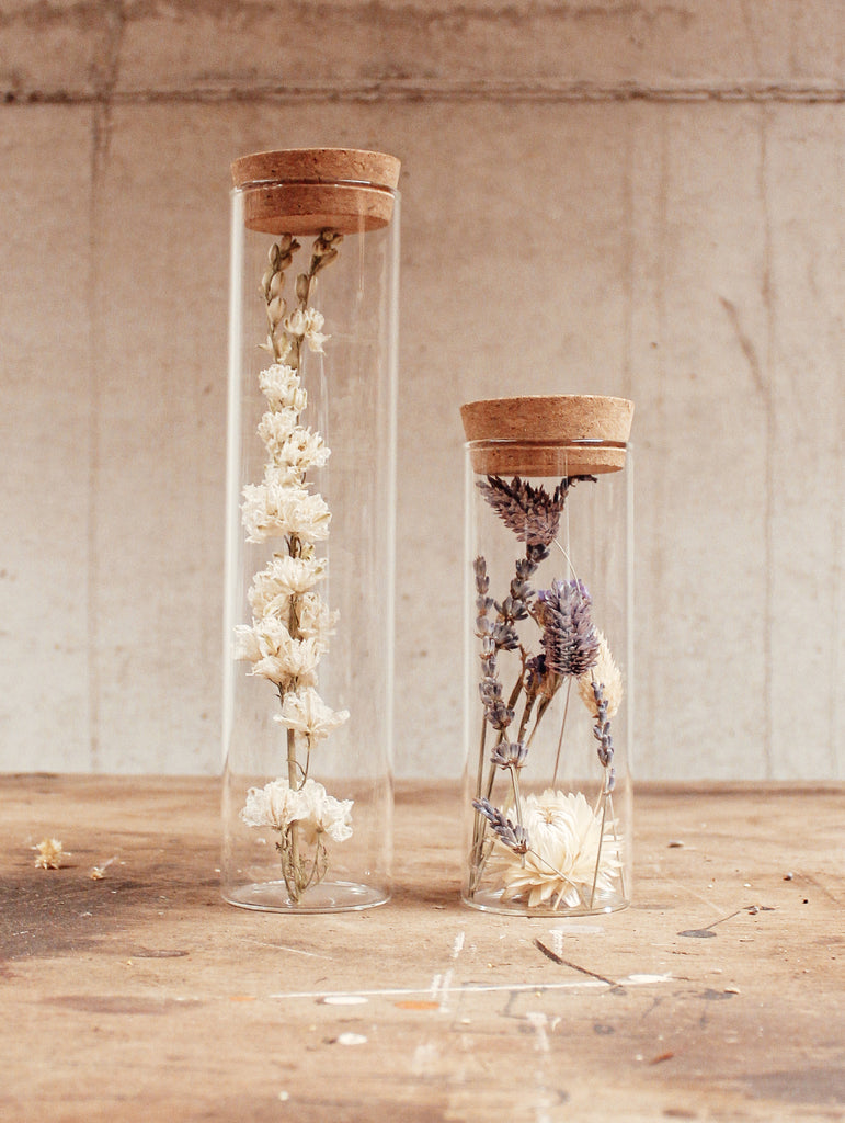 Lila lover in a jar - XS