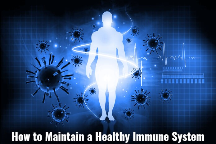 HOW TO TAKE CARE OF YOUR IMMUNE SYSTEM