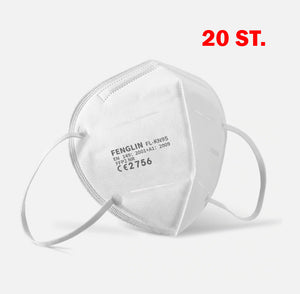 FFP2 KN95-N95 Masque de protection respiratoire - Plus de 99% de protection